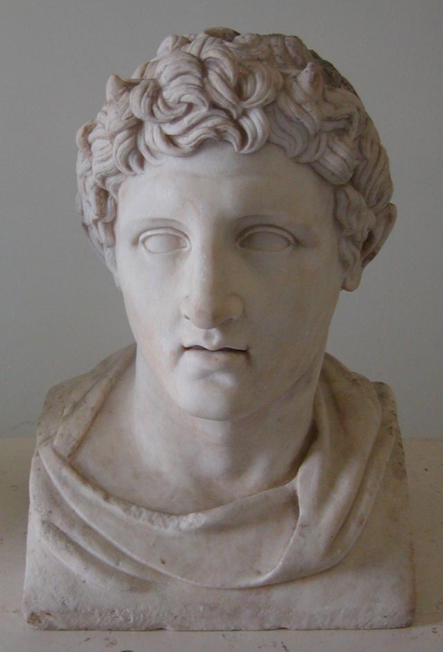 Demetrius I of Macedon (337–283 BC)